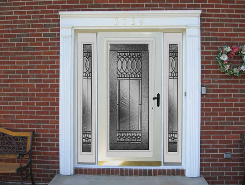 Entry Storm Doors Cape May Gloucester County Nj