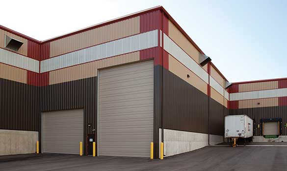 Commercial Garage Doors Cape May County NJ