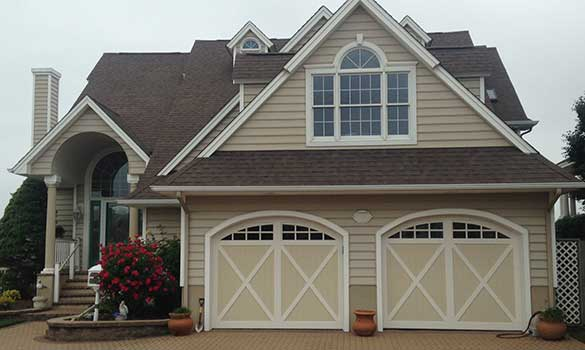 Residential Garage Doors Cape May County NJ