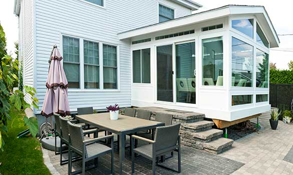 Sunrooms Porch Enclosures Cumberland Cape May County